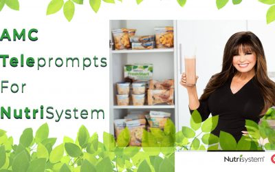 AMC Gets Nutrisystem's New Campaign Up & Running