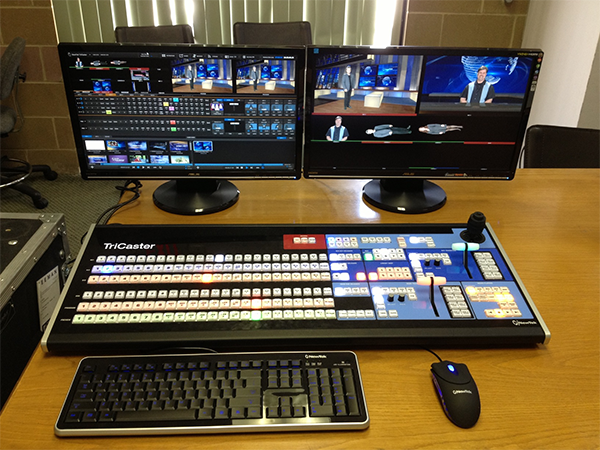 Tricaster 8000 Rental at AmericanMovieCO.com