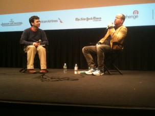 Joss Whedon at the Walter Reade Theater