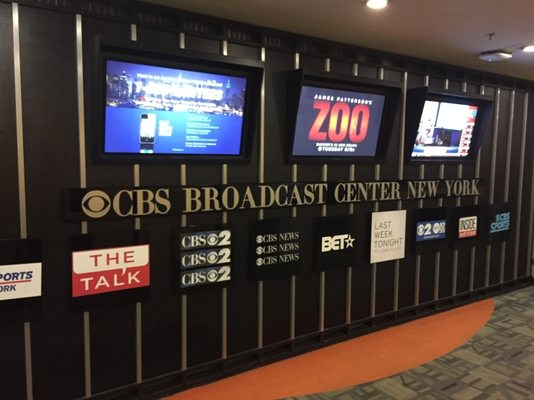 cbs broadcast center new york