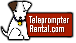 Teleprompter Rental logo for American Movie Company