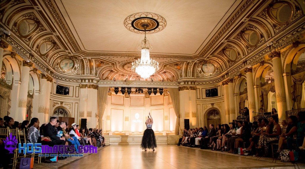 Darja Performs at the Plaza Hotel