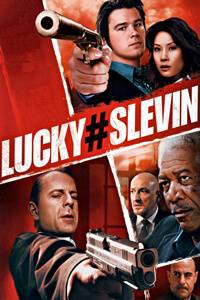 Lucky # Slevin poster with Bruce Willis