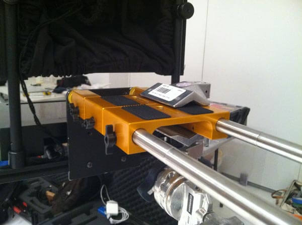 Gold-Plate-Autocue-Rod-System