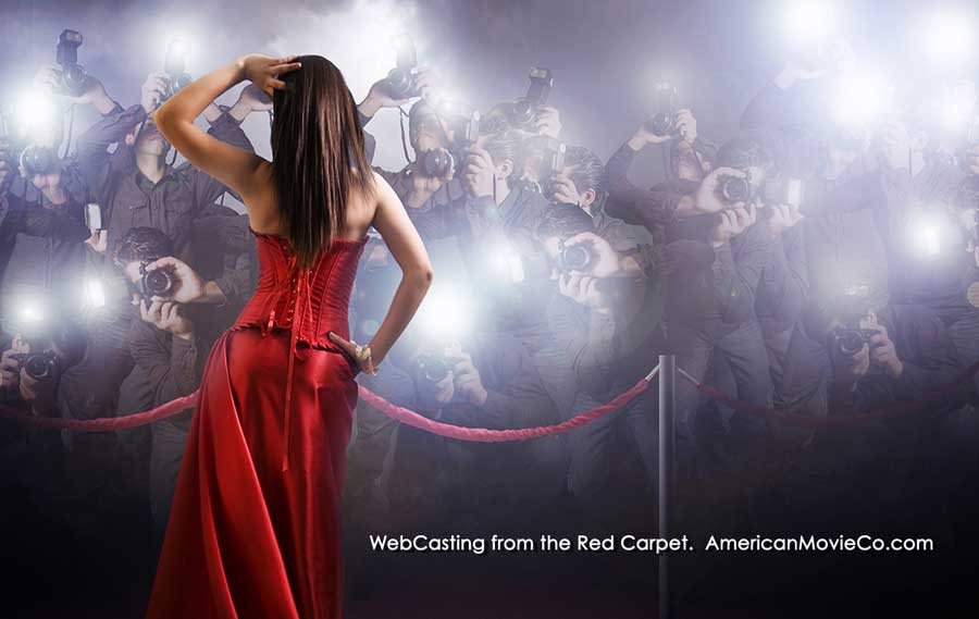 Paparazzi-&-celebrity-being-filmed-live-event-video