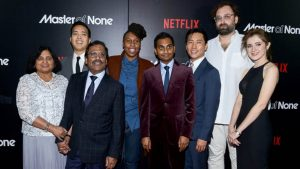 Cast of Master of None