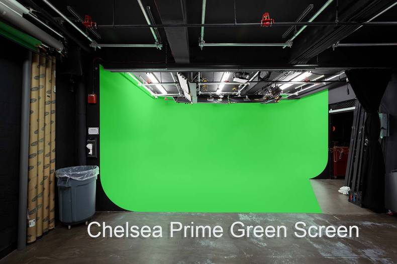 Chelsea Prime Green Screen