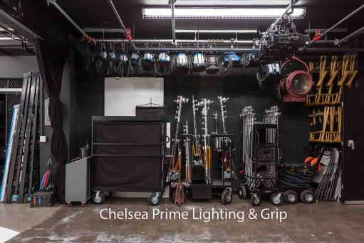 Chelsea Prime Lighting and Grip