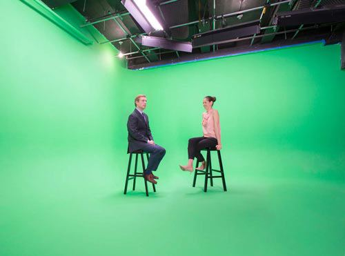 Chelsea North Green Screen