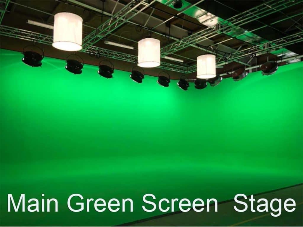 Ultra Green Screen Stage 15 light dimmer