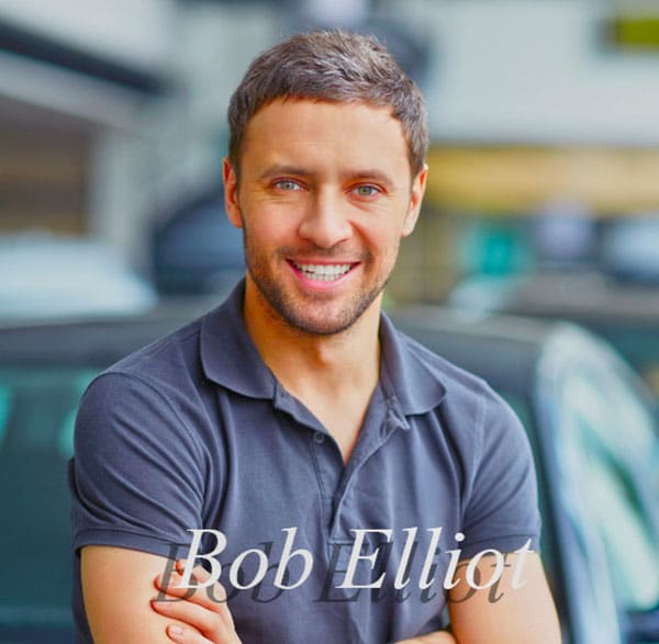 Bob Elliot Headshot: American Movie Company Producer