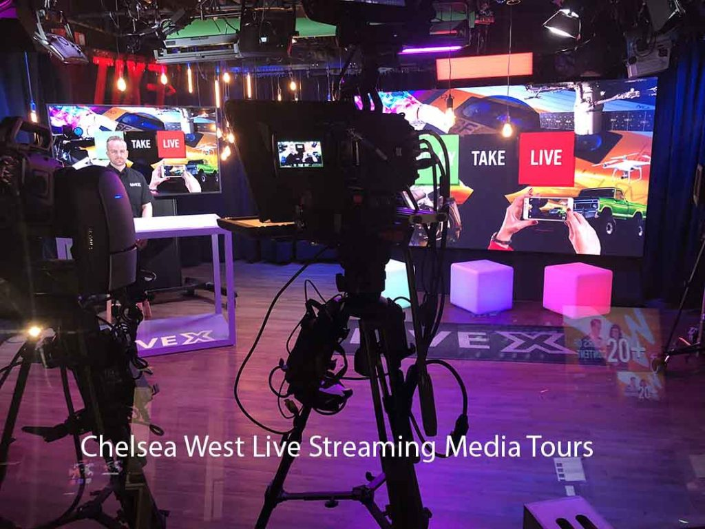 Chelsea Live Streaming West Stage