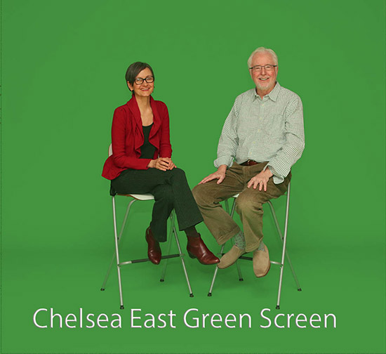 American Movie Company Green Screen Studio at Chelsea West