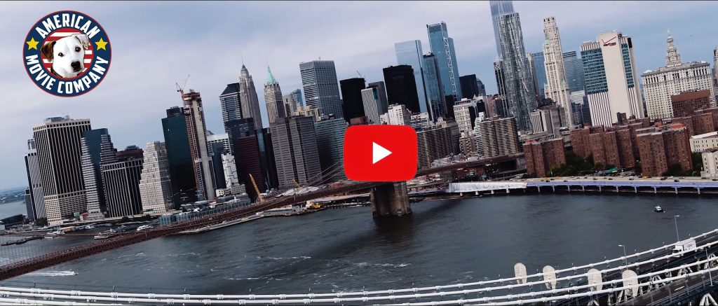aerial, drone, new york, travel