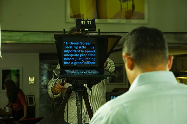 Teleprompter Rental Los Angeles We rent Presidential