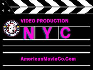 Video Production NYC - white cyc stage