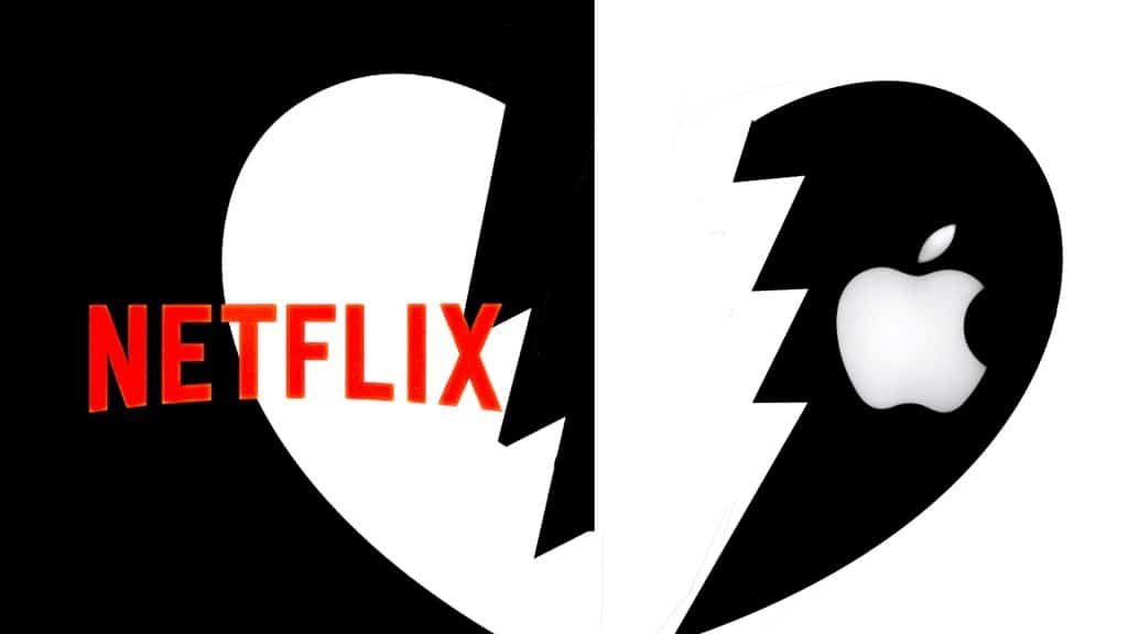 Netflix Vs Apple icon