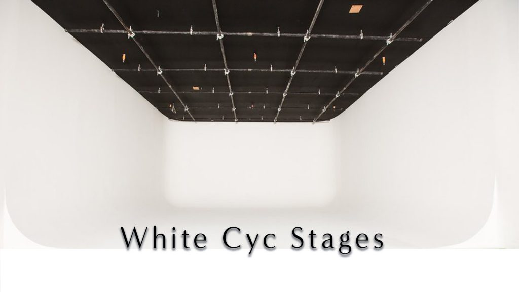 White Cyc Stages NYC