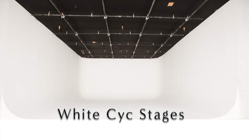 American Movie Company White Cyc Studio Rentals, White Cyc Stages