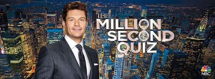 WebCasting NBC's The Million Second Quiz Show