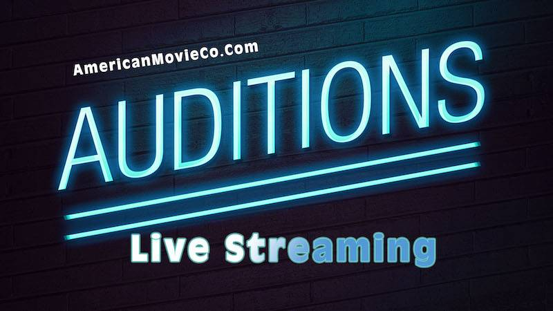 Auditions Live Streaming