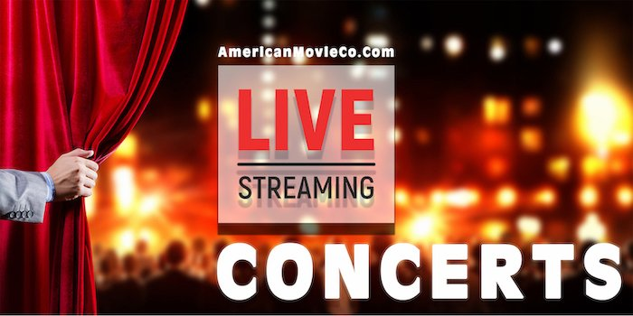 WebCasting/Live Streaming Concerts - Opening the curtains to the show